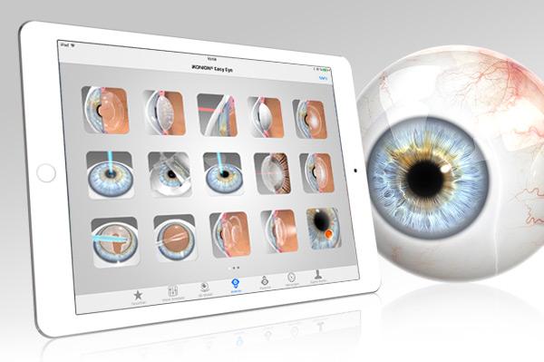 IKONION® Easy Eye Tablet Update 4.8