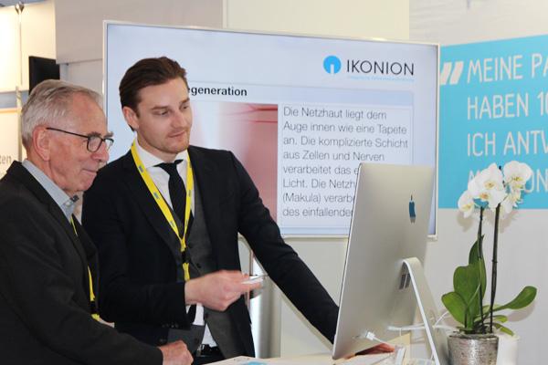 IKONION® auf der DOC 2018 in Nürnberg
