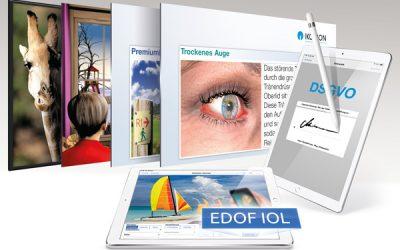 Weihnachtsupdates für IKONION® Easy Eye TV & Tablet